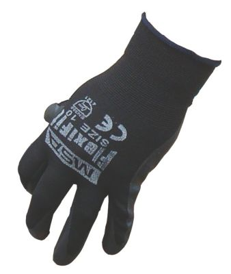 Flexifit Foam Nitrile Gloves